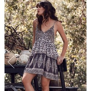 Spell Delirium Strappy Dress